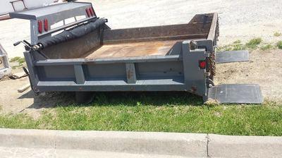 Used Equipment Jost Fabricating LLC Hillsboro KS